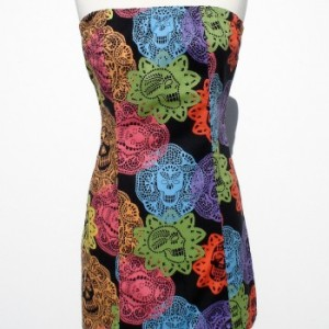 papel picado dress
