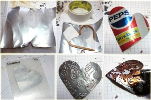 soda can embossing