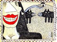 Artist Cynthia Korzekwa's website!