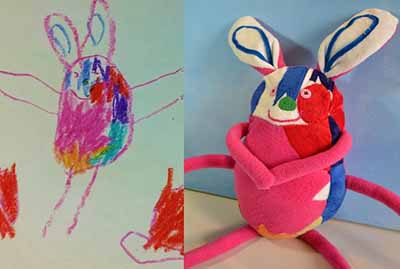 bunny by Maya