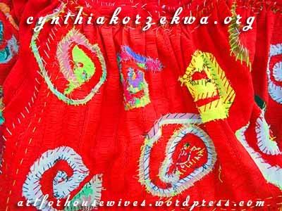 Muy Marcottage spirals Rouge by Cynthia Korzekwa