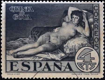 goya stamp