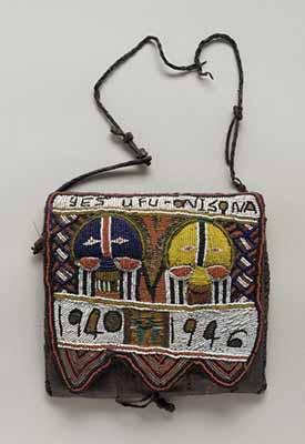 yoruba pouch