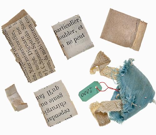 textual amulet