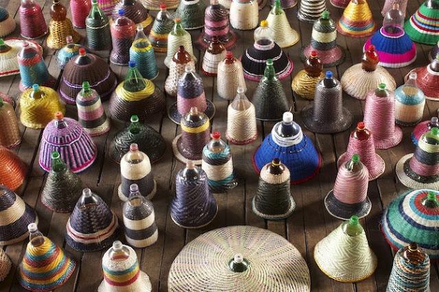 PET lamps
