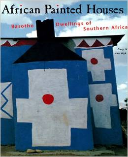 African Painted Houses