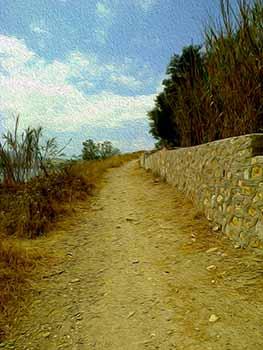 Path to Krios, Paros
