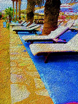 Blu Lounge, Paros