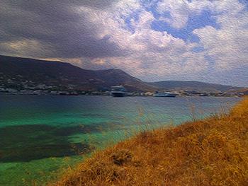 Blue Star, Paros