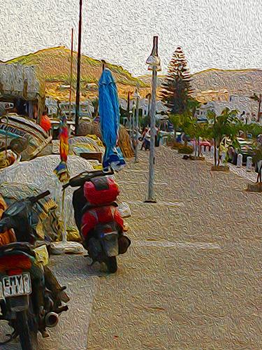 Livadia, Paros