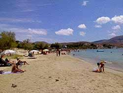 sandcastles on Paros
