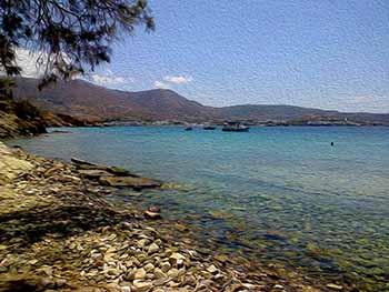 Krios, Paros