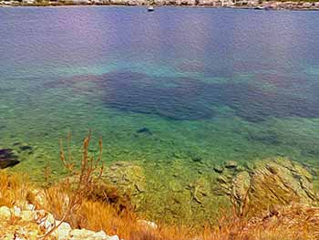 Promontory, Paros