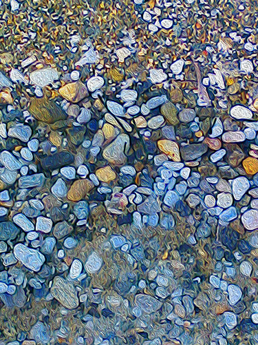 Livadia Beach Rocks