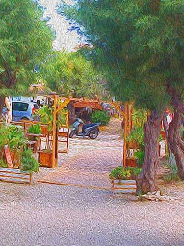 Livdia, Paros
