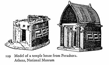 apsidal temple