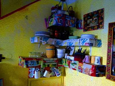 kitchen, La Sussurrata