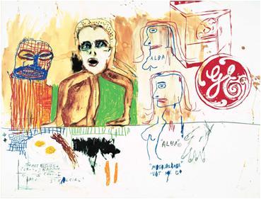 Basquiat, clemente, Warhol