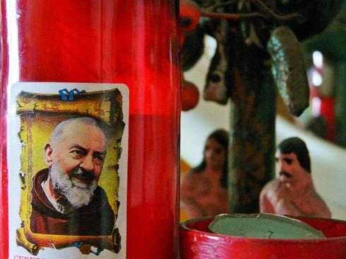 Padre Pio at Los Ojos