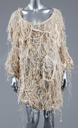 comme de garcon knit dress