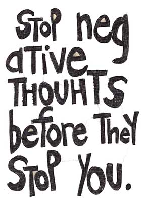 Stop Negative Thoughts Before They Stop You
