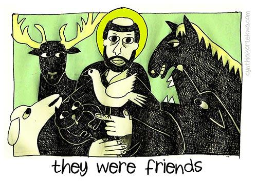 St. Francis & Friends