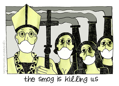 The Smog Is Killing Us
