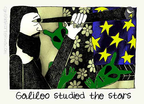 Galileo and the Stars
