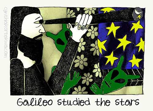 Galileo and the Stars