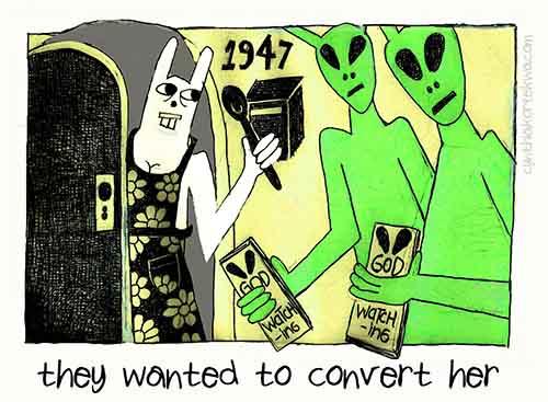 Martian Missionaries