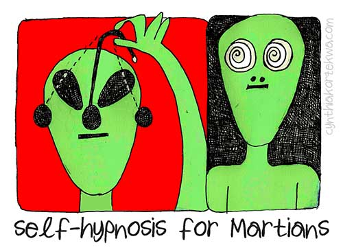 Self-Hypnosis for Martians
