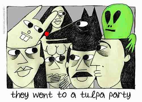 Tulpa Party