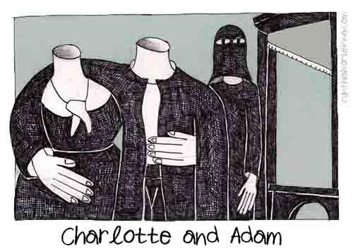 Charlotte and Adam