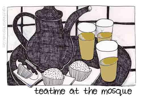 Mosque Tearoom