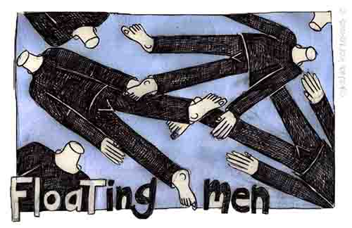Floating Men