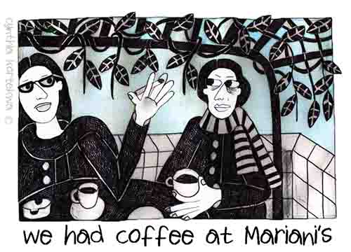 Coffee at Mariani's