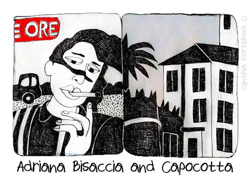 Adriana Bisaccia & Capocotta