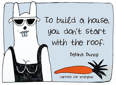 Bebina Bunny Philosophy