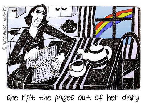 The Diary of Luz Corazzini
