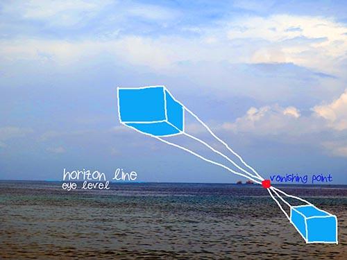 Horizon Line Paros