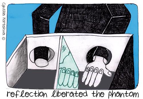 reflection liberated the phantom