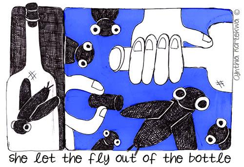 Wittgenstein's Fly