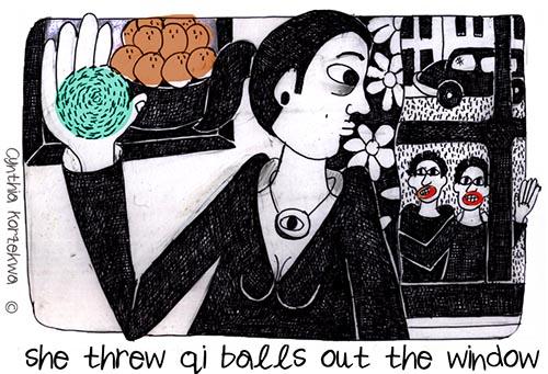 Qi Ball