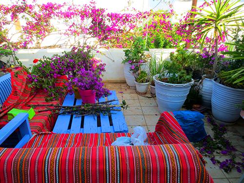 Al Sussurrata Terrace