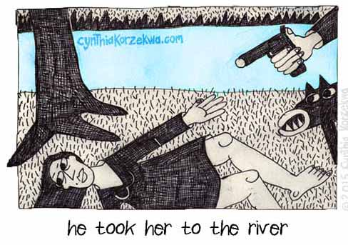 He Took Her To The River