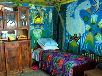 Polina Raiko's Painted Walls