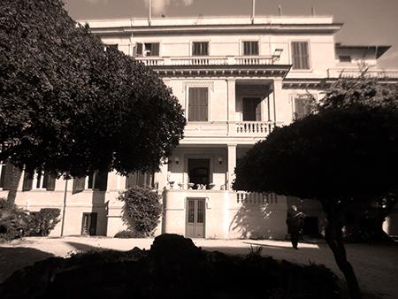 Pirandello's Home