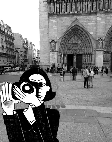 Notre Dame di Paris