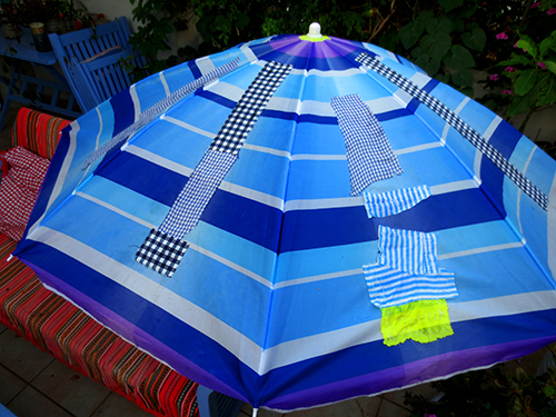 Mended Umbrella