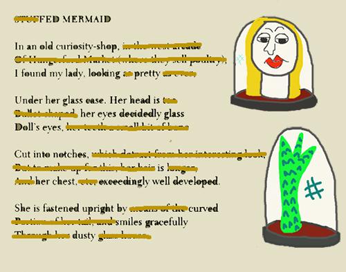 Fed Mermaid